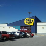 Photo taken at Best Buy by Zach S. on 10/16/2011