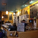 Photo taken at Who Dat Coffee Cafe by Nikki C. on 3/22/2012
