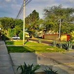 Photo taken at Residencial La Angostura by Renzo B. on 1/12/2012
