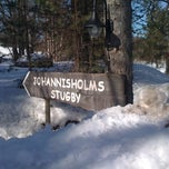 Photo taken at Johannisholm Campng & Outdoor by Ronald on 3/30/2011