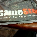 Photo taken at GameStop by Geri D. on 3/19/2012