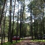 Photo taken at Parque Ecoturístico Rancho Nuevo by Uc M. on 7/28/2012