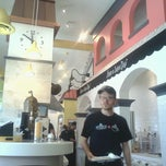 Photo taken at Crepes A Latte The Cafe by JC G. on 9/8/2012