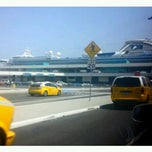 Photo taken at Sapphire Princess by Noreen G. on 5/12/2012