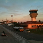 Photo taken at Aeroporto de Porto Seguro (BPS) by Federica C. on 3/31/2011