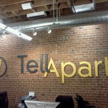 Photo taken at TellApart HQ by Ned R. on 10/11/2011