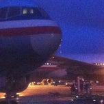 Photo taken at American Airlines Superbay Hangar by frank C. on 3/26/2012
