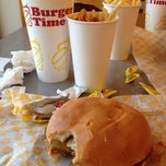 Photo taken at Burger Time by Mary from the Prairie on 6/25/2012