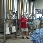 Photo taken at Tighthead Brewing Company by Jason H. on 7/8/2012