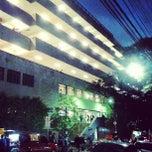Photo taken at PUC-SP Campus Monte Alegre by Bruna V. on 4/17/2012