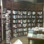 Photo taken at Diwan Bookstore | مكتبة ديوان by Ahmed K. on 12/3/2011