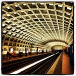 Photo taken at Pentagon City Metro Station by Glenn P. on 7/26/2012