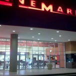 Photo taken at Cinemark by Jorge P. on 11/11/2011