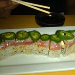 Photo taken at Edamame Sushi & Grill by Camylle E. on 8/11/2012