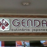 Photo taken at Gendai by Carlinhos T. on 2/7/2012
