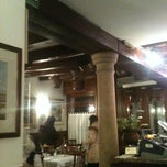 Photo taken at Ristorante Al Giardinetto by Gilberto G. on 2/17/2012