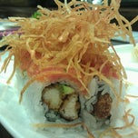 Photo taken at Johnny Rollhouse Sushi by Doctor K. on 1/11/2012