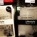 Photo taken at DG Lifestyle Store by William L. on 11/25/2011