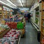 Photo taken at Nostrand Food East Indian & American Grocery by Garrick on 6/26/2011