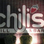 Photo taken at Chili's Grill & Bar by Franky Y. on 12/27/2011