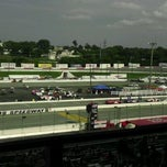 Photo taken at Nashville Fairgrounds Speedway by Alan A. on 5/5/2012