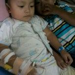 Photo taken at Rumah Sakit Harapan Bunda by Ipit F. on 6/2/2012