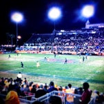 Photo taken at Corbin J. Robertson Stadium by Henry's Hungry Houston on 11/4/2011