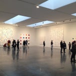 Photo taken at Gagosian Gallery 21 by Mark W. on 1/28/2012
