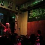 Photo taken at The Dubliner by GGM on 3/11/2012