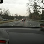 Photo taken at Rockville Pike (MD 355) by Sheila M. on 2/16/2012