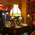 Photo taken at Bugatti Restaurant by moustachu on 10/29/2011