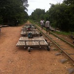 Photo taken at Bamboo Railroad by James B. on 9/2/2012
