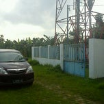 Photo taken at Site Telkomsel Pamekasan 3 by ♛ Azis Backpacker ♛ I. on 12/21/2011