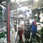 Photo taken at Pasar Gladak Kaliwungu by [ Setio P. on 4/14/2012