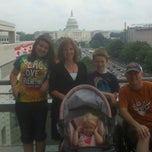 Photo taken at Newseum by Kyle M. on 8/7/2012