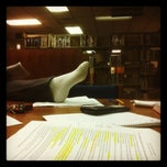 Photo taken at MWSU Library by Manuel S. on 10/27/2011