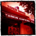 Photo taken at Tonkin Coffee by Doan B. on 4/2/2011