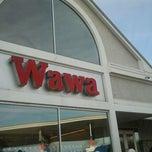 Photo taken at Wawa by Margaret C. on 1/1/2012