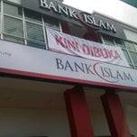 Photo taken at Bank Islam Alam Mesra by Evi R. on 12/21/2011