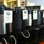 Photo taken at Carmel Valley Coffee Roasting Company by Cristal C. on 12/6/2011