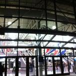 Photo taken at Allen County War Memorial Coliseum by John T. on 11/19/2011