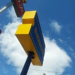 Photo taken at Blockbuster by Marie C. on 3/1/2012