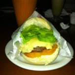 Photo taken at Blooming Burger by Kelvin B. on 6/21/2012