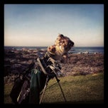 Photo taken at Pacific Grove Golf Links by Joey M. on 11/13/2011