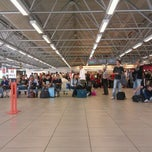 "Photo taken at Aeroporto di Roma Ciampino ""Giovan Battista Pastine"" (CIA) by Federica P. on 9/29/2011"