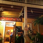 Photo taken at The Fat Tuscan Cafe by Leah S. on 11/26/2011