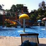 Photo taken at Siliwangi Swimming Pool by Silviana L. on 7/26/2011