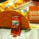 Photo taken at Taco Bell by Sarah M. on 3/29/2012