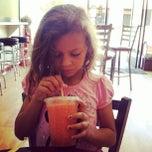 Photo taken at Tropifruit 100% Natural Juice Bar by Justin B. on 6/3/2012