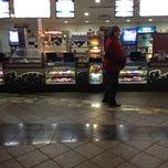 Photo taken at Cineplex Odeon Winston Churchill Cinemas by Oakville N. on 2/18/2012